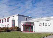qtec Firmengebäude
